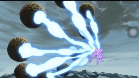鸣佐最终对决! 雷电交加, 风云变色!