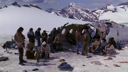 飞机失事, 机上共有45人, 最终16人熬过了72天, 活了下来!