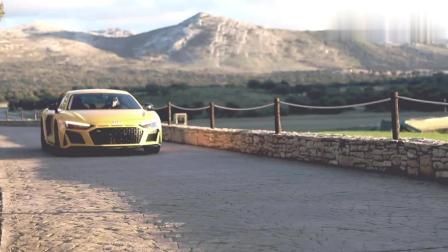 2019款奥迪R8 V10提速有多快? 一脚油门下去霸气开始