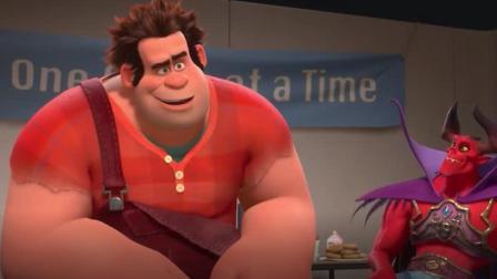 他看上去憨态可掬, 但做了30年坏蛋, 被兄弟排挤后只想做个好人!
