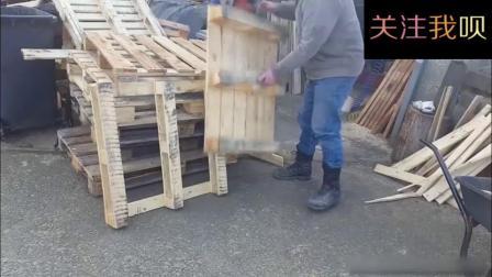 实拍顶级木匠打造椅子, 能做成这样的技术真不简单