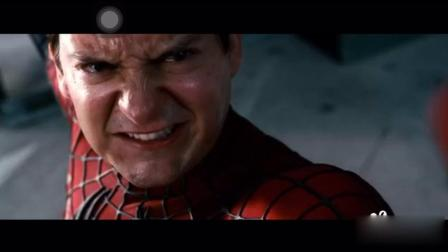 蜘蛛侠 从这个电影里就知道毒液的弱点了!