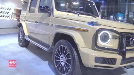 2019款奔驰G-ClassG-550——外观和内饰全方位鉴赏