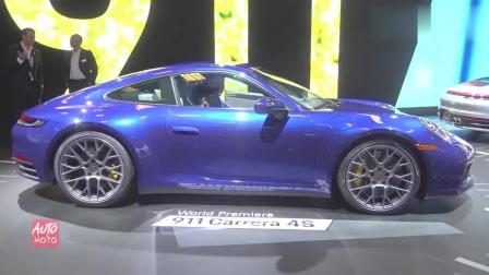 2020款保时捷911Carrera4S——外观和内饰全方位鉴赏