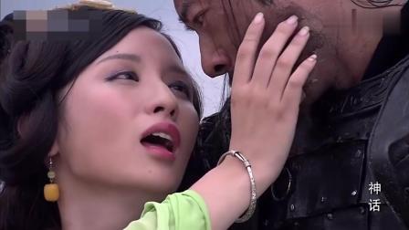 神话: 虞姬被刘邦射死, 中箭的部位太尴尬了, 项羽彻底愤怒了!