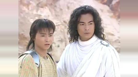 水月洞天: 龙博尹仲终极大战, 龙神功龙神剑对不死之身