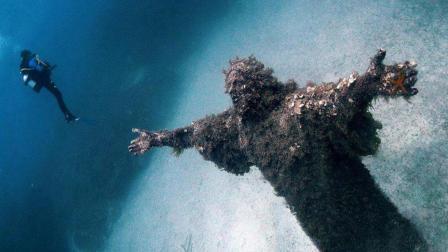 5个不可思议的海底发现