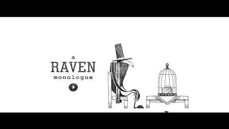 夏露: 乌鸦先生的独白 A Raven's Monologue【游戏地域】