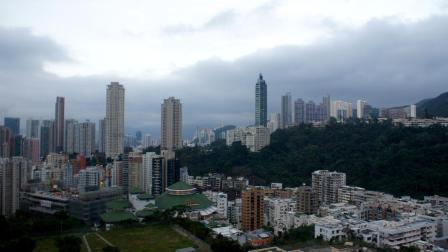 港珠澳之旅 -香港瞬间