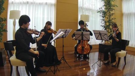 维瓦尔第四季春, 弦乐四重奏版