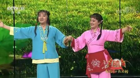 52岁美女主持孙小梅扮相俊美, 演唱《打猪草》迷倒众生