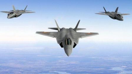 歼31换装国产发动机将与F35竞争
