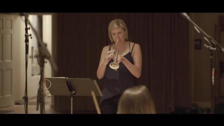 巴赫《第二组曲谐谑曲》伊丽莎白鲍勃小号版