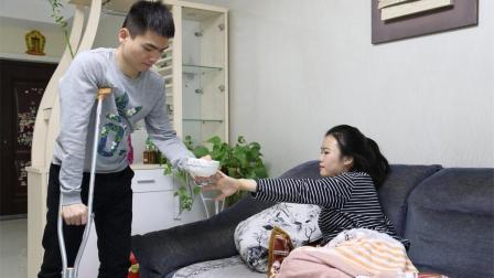 女孩为了给母亲筹医药费, 嫁给残疾小伙, 不料却找到了自己的真爱