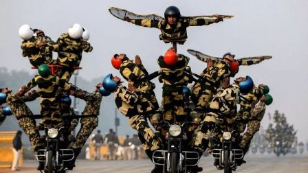 2018全球军力排行榜出炉,印度第4名