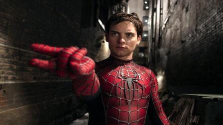 蜘蛛侠的这个动作居然没用特效? 据说做了156次练习才完成动作!