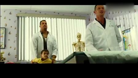 杀手假扮医生闯儿童医院, 特工霸气反击, 一脚制服两人!