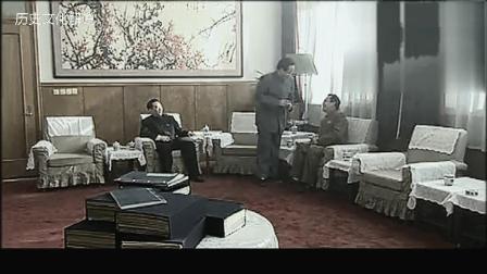珍贵影像: 陈赓偷拿毛主席的烟, 毛主席: 陈赓把烟拿来! 周总理笑着说: 也只有陈赓会这么干!