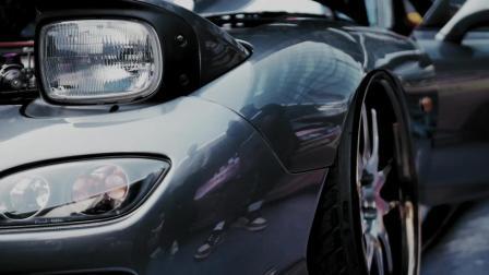 安静的转子狂魔--马自达RX7