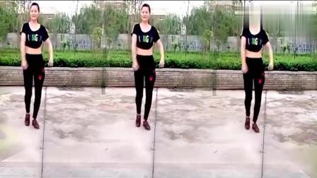 广场舞《你是我的玫瑰花》恰恰舞步, 醉人旋律, 好听易学!