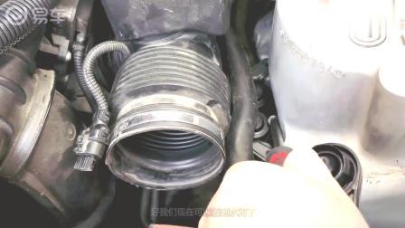 通病: 冬天汽车空调不出热风, 拆一个暖风水阀告诉车