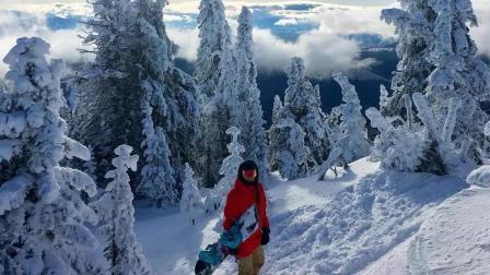 《50山峰加拿大站》太阳峰篇上