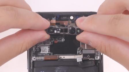华为Mate 20 Pro 前摄像头拆解更换教程
