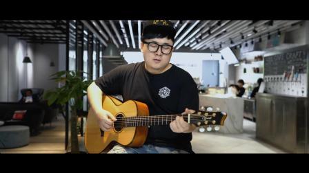 【阳仔玩吉他】求婚必备 古巨基《找到你是我最伟大的成功》cover吉他弹唱 大师 教学