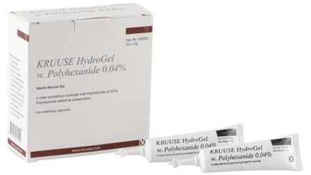 KRUUSE Woundcare - HydroGel-字幕-丹麦古氏伤口护理系列-湿性愈合-水凝胶的合理使用
