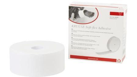 KRUUSE Woundcare-Soft-flex-字幕-丹麦古氏伤口护理系列-软弹力绷带的合理使用