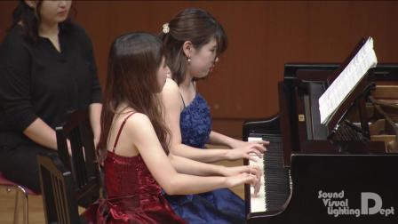 夏布里耶: 《西班牙狂想曲》双钢琴八手联弹版