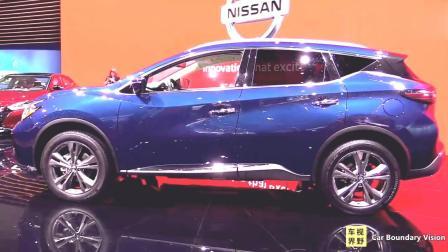 2019款日产Murano Platinum AWD-外观和内饰鉴赏