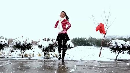 藏族风格广场舞《雪山姑娘》动听旋律, 藏味浓浓入门32步