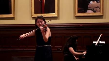 圣桑《A小调引子与回旋》 Op. 28