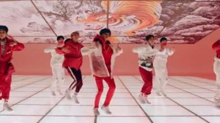 钛戈男团《钛戈》舞蹈版MV