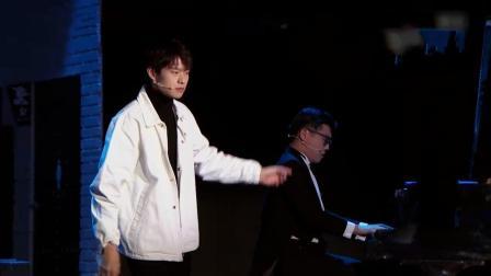 魏大勋诉说心里话, 钢琴老师的伴奏太抢眼了, 这是顶配钢琴家吧