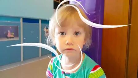 中国宝宝课: 游乐园玩耍学习颜色