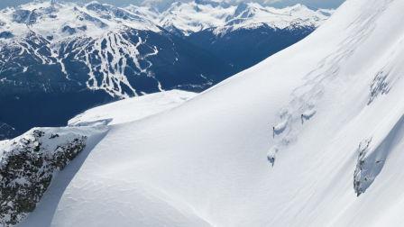 2018加拿大BC省滑雪宣传片