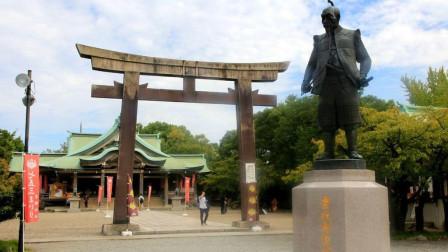 丰臣秀吉建造的大阪城, 起源却和这群人有关