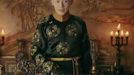傅恒终于打了胜仗 帅气回归 可惜璎珞已经跟皇上!