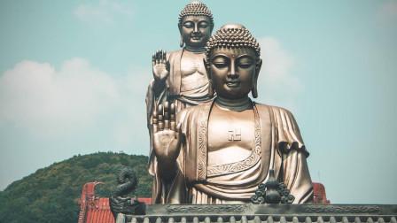为什么和尚都剃光头, 佛祖却有头发? 网友: 还烫了头!