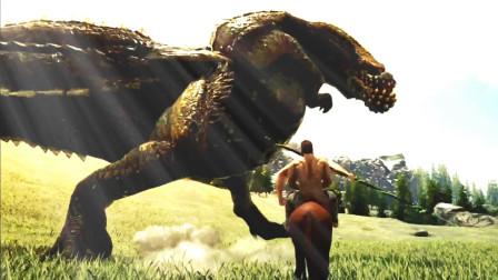 怪物猎人篇ep.1 巧遇恐暴龙