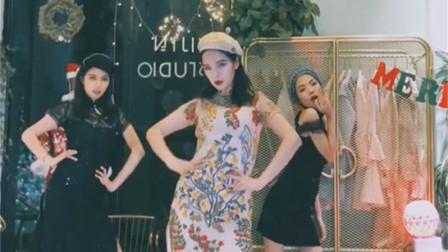 活力小姐姐演绎优雅舞蹈, 好不好看你们说?