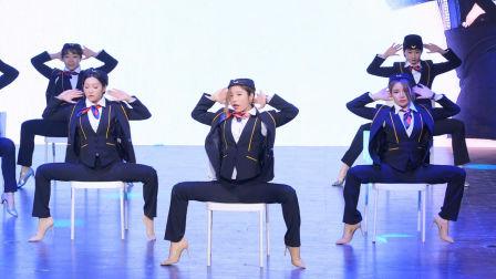 《加州空姐》2018中国钢管舞锦标赛现场版