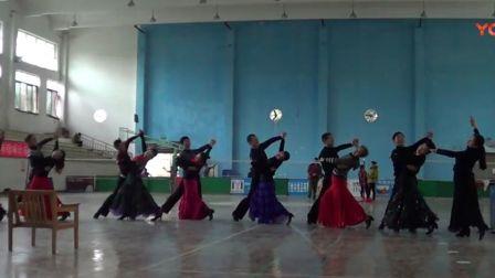 KLM2018集体舞《我和我的祖国》排舞