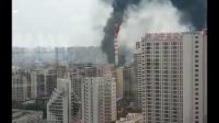 西安市热力公司锅炉爆炸