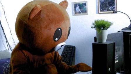 网红摄影熊