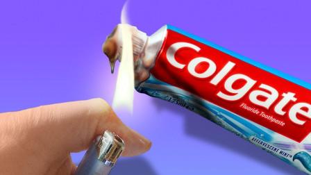 活了20年才知道, 原来牙膏有这么多妙用, 学会受用一生