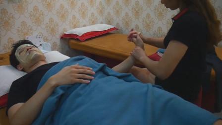 越南手臂传统按摩, 舒缓肌肉疲劳, 十分解压