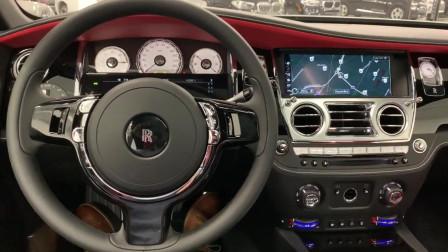 2019款劳斯莱斯魅影到店实拍, 按下车钥匙那刻才知道有多奢华